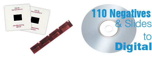 35mm negative scanning conversion cd dvd