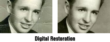 digital restoration