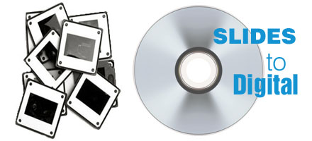 35mm slide scanning conversion cd dvd